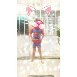 Bộ bơi siêu nhân bé trai