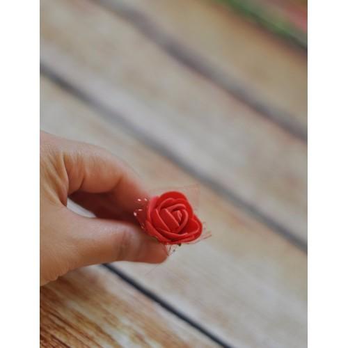 Bộ trâm hoa cài tóc AG0049RE01 - 4909775 , 6398110 , 15_6398110 , 55000 , Bo-tram-hoa-cai-toc-AG0049RE01-15_6398110 , sendo.vn , Bộ trâm hoa cài tóc AG0049RE01