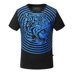 Aó phông nam họa tiết đàu hổ