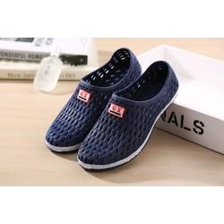 Giày đi mưa nam nữ nhựa mềm phong cách cá tính GDMS2