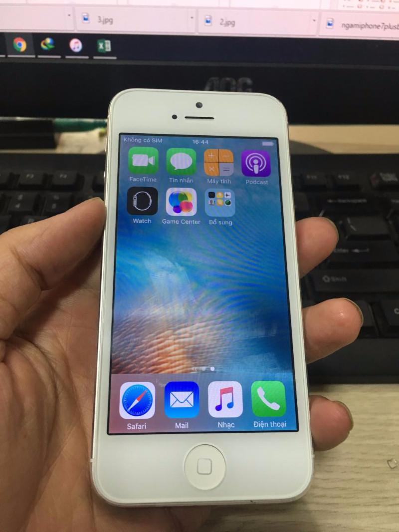 IPhone 5 Lock 16-32Gb Đen Trắng - Xách Tay Nhật 1