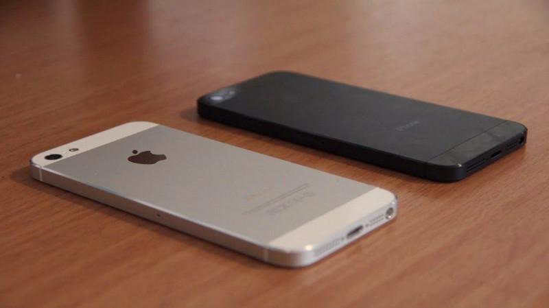 IPhone 5 Lock 16-32Gb Đen Trắng - Xách Tay Nhật 8