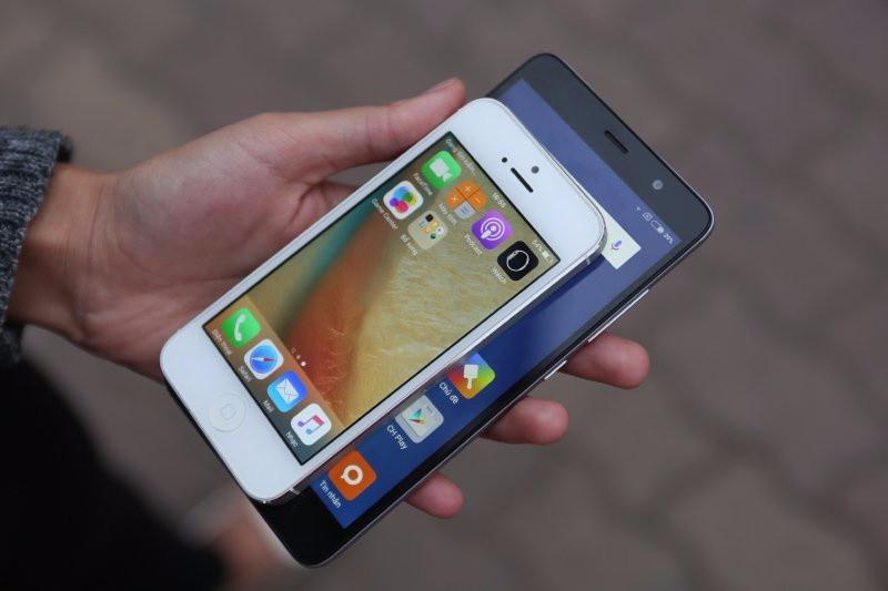 IPhone 5 Lock 16-32Gb Đen Trắng - Xách Tay Nhật 7