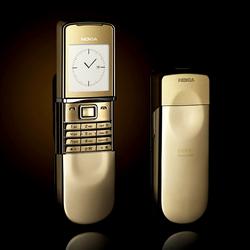 Điện Thoại Nokia 8800 Sirocco Gold Cao Cấp, Bảo Hành 12 tháng