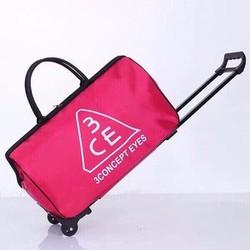 túi xách kéo du lịch