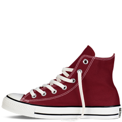 Giày CV AllStar Classic Màu Đỏ Mận Cổ Cao Nam