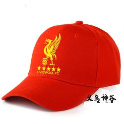 Nón Thêu Logo Liverpool