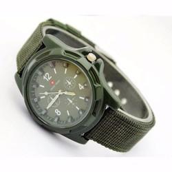 Đồng hồ Swiss Army dây vải