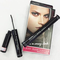 Chuốt mi Vacosi Lash Domination Waterproof Mascara