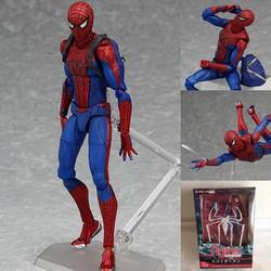 Mô Hình Spider Man Siêu Anh Hùng Figma Mặc định
