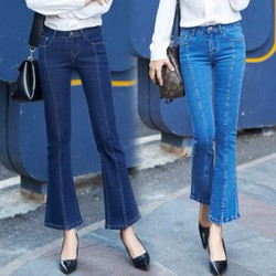Quần jean ống loe size 25-31 - #9801