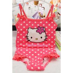 Váy bơi mèo kitty cho bé 3-7 tuổi