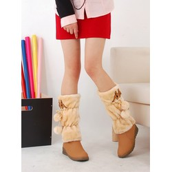 Giày boot nữ Korea