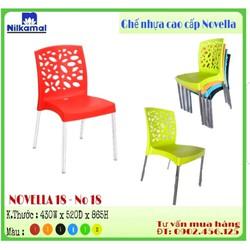 Novella -  Ghế Nhựa cao cấp Novella Nilkamal