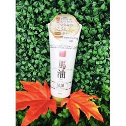 Kem dưỡng trắng body dầu ngựa Lishan Skin Cream Bayu