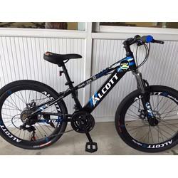 Xe đạp ALCOTT - khung nhôm -Từ 11 đến 17 tuổi