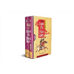 Sách Văn Học - Xuân Thu Chiến Quốc