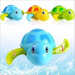 Đồ chơi bồn tắm: Chú rùa bơi