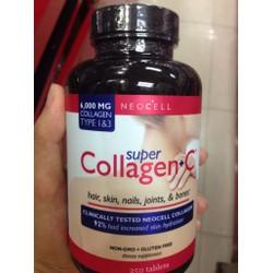 Collagen neocell 250 viên Mỹ