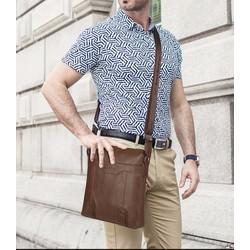 Túi đeo chéo nam cao cấp Dantony.