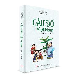 Sách Văn Học - Câu Đố Việt Nam tinh tuyển