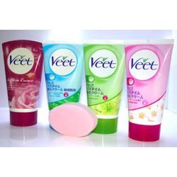 Kem wax tẩy lông Veet