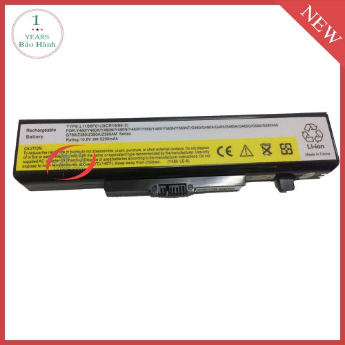 Pin Laptop Lenovo B480 - 7694977 , 6418913 , 15_6418913 , 540000 , Pin-Laptop-Lenovo-B480-15_6418913 , sendo.vn , Pin Laptop Lenovo B480