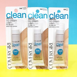 KEM NỀN - COVERGIRL CLEAN MATTE BB CREAM FOR OILY SKIN