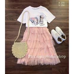 áo phông voi