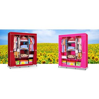 Tủ vải quần áo - Tủ quần áo-TVQAGD001XD-4 thumbnail
