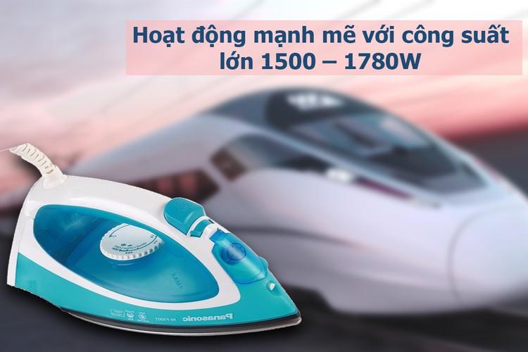 Bàn ủi hơi nước Panasonic PABU-NI-P300T,  NI-P300TARA 1