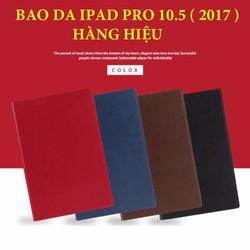 Bao da ipad pro 10.5 hàng hiệu cao cấp Memumí tặng túi đựng bút