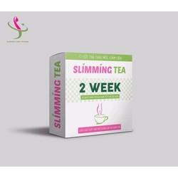 Trà giảm cân slimming tea 2 week - giảm cân tự nhiên