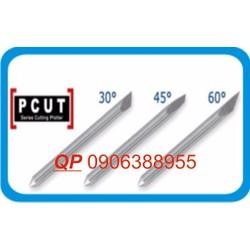 dao máy cắt decal Pcut, Decal Refine, decal quảng cáo