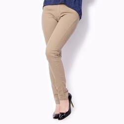 Quần kaki nữ màu xám