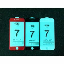 Dán cường lực 4D Full màn hình iPhone 6-6s