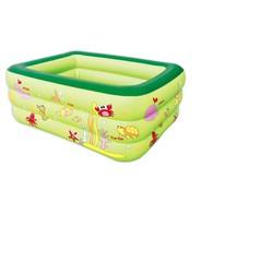 Bể bơi phao 3 tầng cho bé kích thước 180x140x60cm