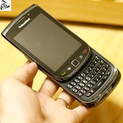 Điện thoại BlackBerry Torch 9800 Sang trọng ! Đẳng cấp !