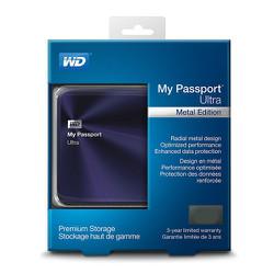 Ổ cứng di động Western Digital My Passport Ultra Metal Edition 2TB