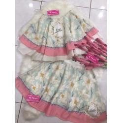 Set bộ chân váy nữ xinh xắn M1 - Hàng Thái