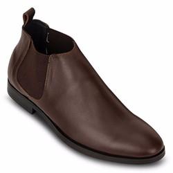 Giày cao cổ màu nâu #34N