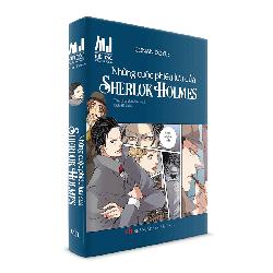 Truyện tranh - Những cuộc phiêu lưu của Sherlock Holmes
