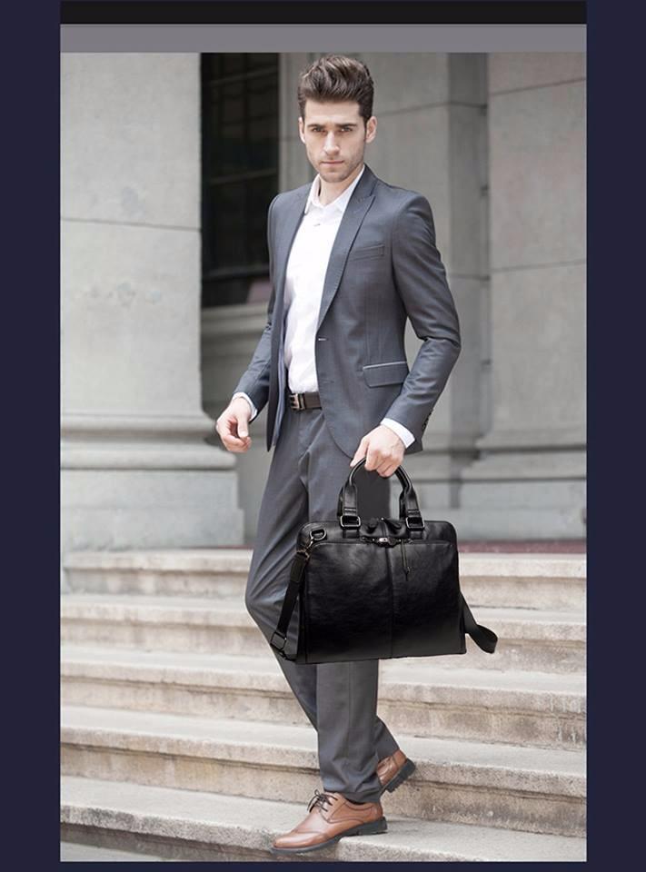 Túi xách da công sở 1