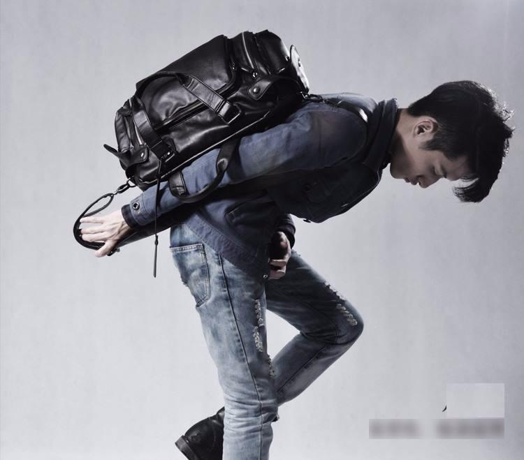 Túi xách da du lịch cao cấp 9