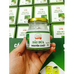 Tinh dầu dừa nguyên chất - 100ml