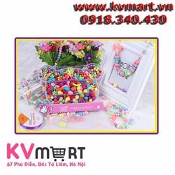 Hạt nhựa làm vòng - DIY112872