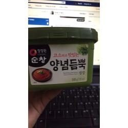 tương chấm thịt nướng Hàn Quốc 500gram