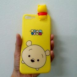 Ốp lưng Iphone 7 plus hình thú leo dễ thương