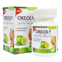 OREOLY 60 viên - Thực phẩm Giảm cân