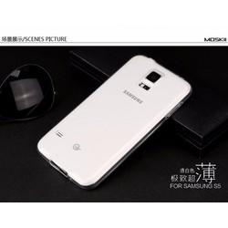 Ôp lưng Galaxy S5 Silicon dẻo siêu mỏng trong suốt